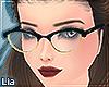 L  Cat Glasses BlackGold