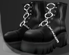 .CHAINED. boots