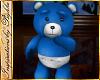 I~Dancing Baby Bear*Blue