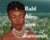 Kids Mom Afro Bride Hair