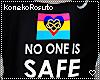 *KR* NO ONE