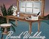 Brides MakeUp Table