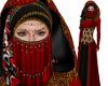 Reni Veil Red