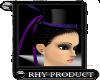 {RHY}Mystiq Hat Purple