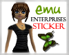 [E] Avatar Sticker