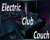Electric Club Couch