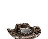 cowboy snake skin hats