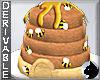 !Beehive Cake