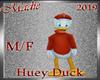 !a Avatar Huey Duck M/F