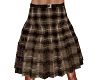 TF* Brown Plaid KILT