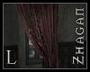 [Z] TS - faded Curtain l