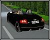 Roadster sports car