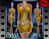 XXL Gold Superstar Dress