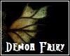 Demon Fairy Wings