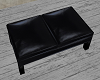 Poseless Leather Bench
