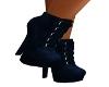 Jo AnA Dark Blue Boots