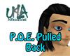 P.O.E. Pulled Back