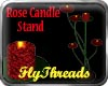Rose Candle Stand FT