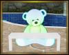 Teddy Bear Bench