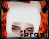 S| Balaclava White