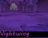 violet hall