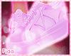 !F Purple Sneackers