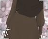 ¤ plain brown jubah