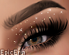 Glitter Eyeshadow Gold