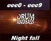 Night Fall D&B (Euro)