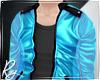 Blue Celebrity Jacket