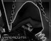 V- Dark Hood