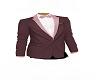 Damson/Rose Suit Jacket