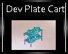 Dev Plate Cart