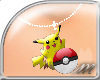 m. Pikachu   Necklace.