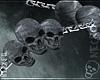 ¤ Necro Skull Belt