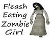 Fleash Eating Zombie