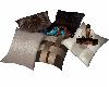 CitySuave 5ps TV Pillows