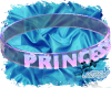 Pnk/Blue Princess Collar