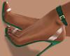 Mel Green Heels