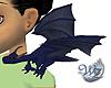 Shoulder Drake L - Blue