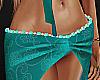 Turquoise sarong (layer)
