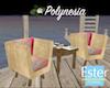 POLYNESIA Recept.chairs