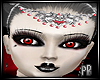 Vampire Ruby Headress