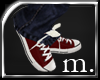 =M= =Converse [red]