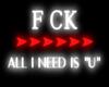 Fck | Neon