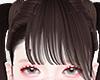 ෆ Miyu bang brown