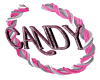 Candy Pink Hoops