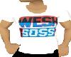 t-shirt WESH SOSS