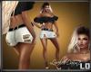 [LD] Faded Skirt RL