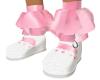 Kids-Glo-White/Pink